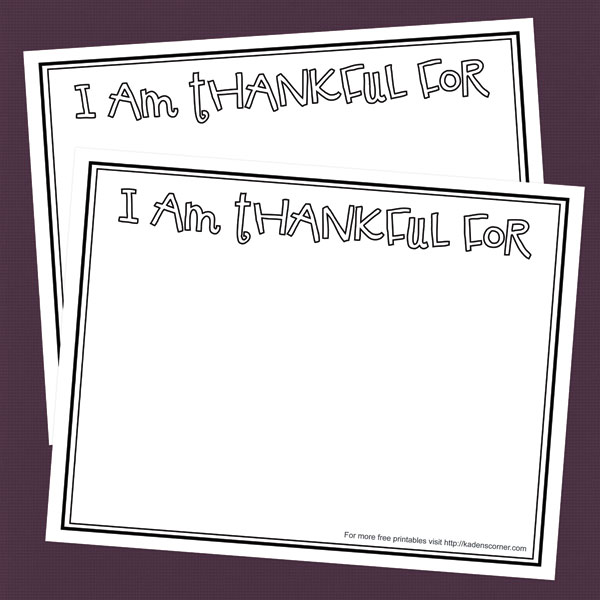 im thankful for coloring pages - photo #38